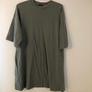 TOP SHOP T-Shirt Dress